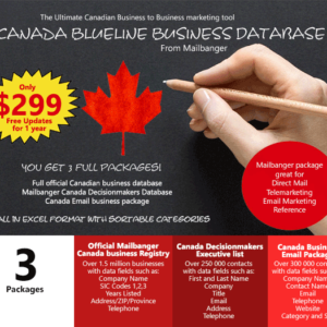 Canada Business Database