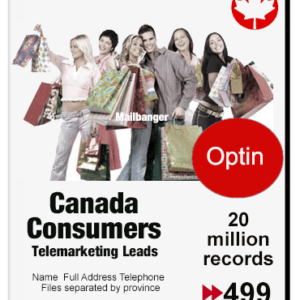Canadian consumers leads