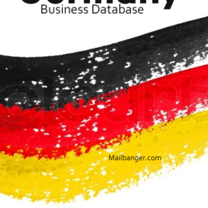 Germany Business Database