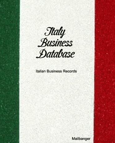 Italy Business Database