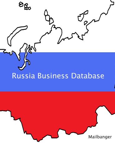 Russia Business Database