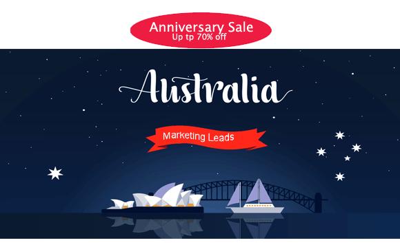 Mailing lists Australia