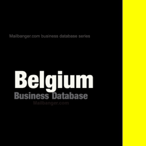 Belgium Business Database