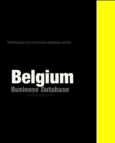 Belgium Business Database