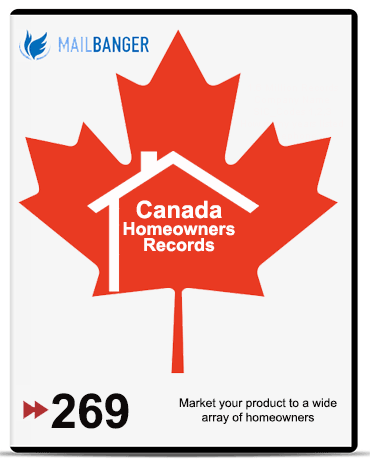 Canada Homeowners list