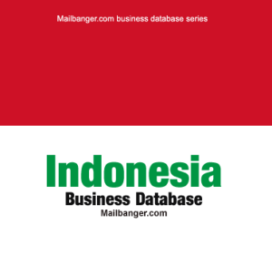 Indonesia Business database