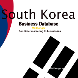 South Korea Business Database