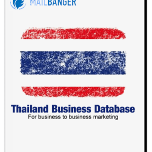 Thailand Business Database