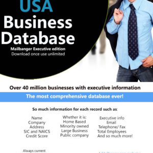 USA Business Database executive edition