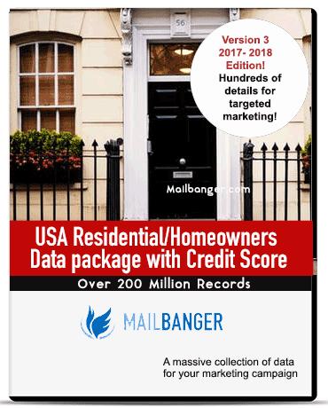 USA Homeowners list