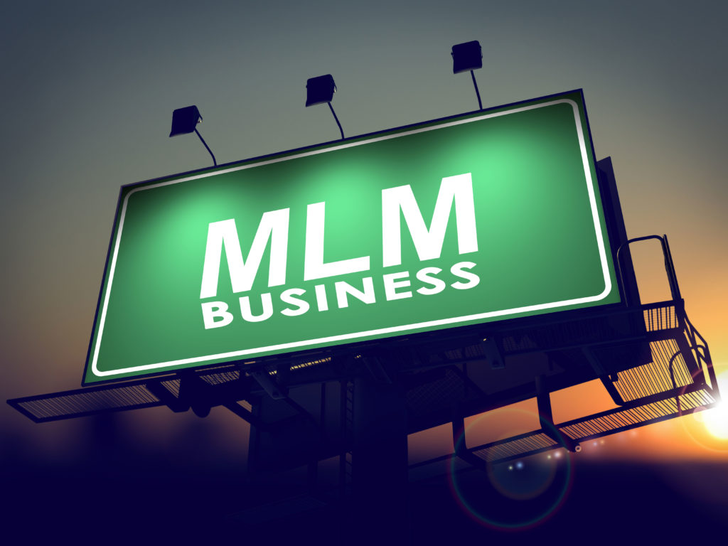 MLM marketing leads