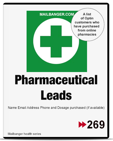 pharmaceutical sales leads