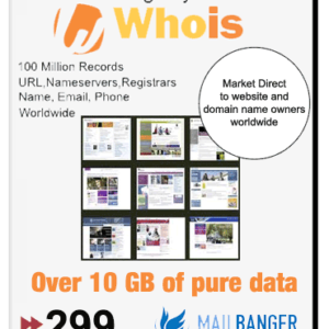 Whois Registrar records