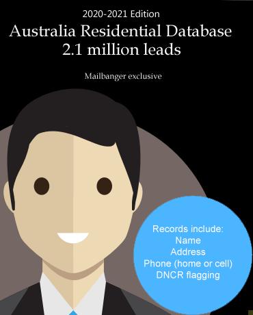 telemarketing lists australia