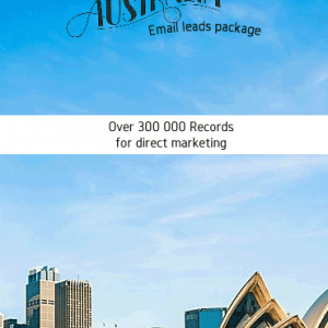 Australia consumer email lists
