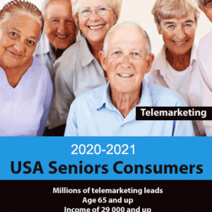 USA Senior Citizens consumer Database