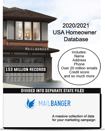 USA Homeowners list
